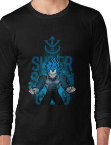 POWER OF GOD - VEGETA Long Sleeve T-Shirt