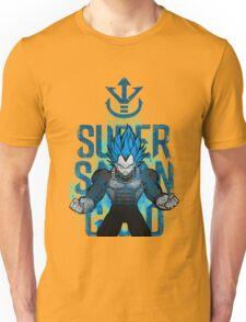POWER OF GOD - VEGETA Unisex T-Shirt