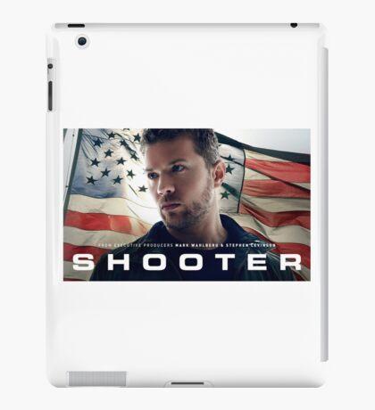 Shooter TV Show/Series iPad Case/Skin