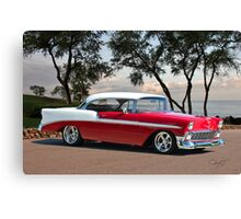 1956 Chevrolet Bel Air Hardtop II Canvas Print