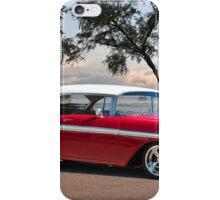 1956 Chevrolet Bel Air Hardtop II iPhone Case/Skin