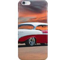 1956 Chevrolet Bel Air Hardtop I iPhone Case/Skin