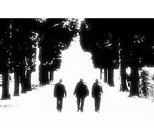 Three Is Company Photographic Print