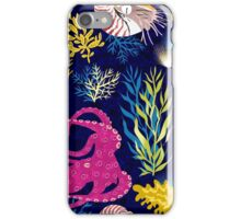 Cephalopods iPhone Case/Skin