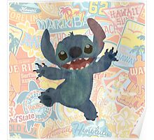 Lilo and Stitch- Stitch  Poster