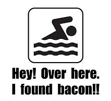 Found Bacon by TheBestStore