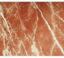 Marble Texture 1 Photographic Print
