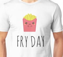 french fries Unisex T-Shirt