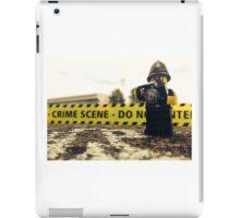 Lego Police Crime Scene iPad Case/Skin