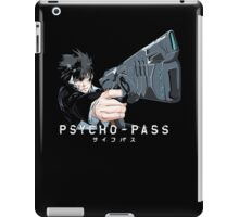 Anime: Psycho Pass - Kougami iPad Case/Skin