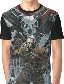 The Witcher - Crones Graphic T-Shirt