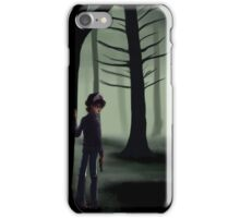 I Have Bled in the Forest iPhone Case/Skin