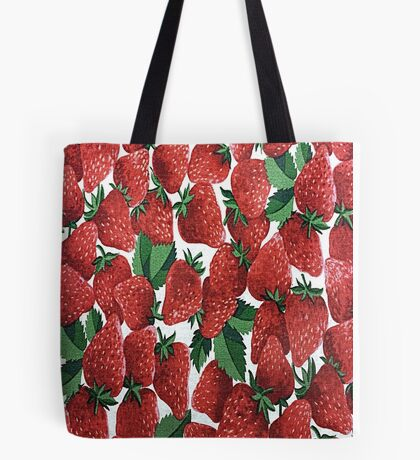 Sweet strawberry's Tote Bag