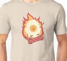 Out Of The Frying Pan Unisex T-Shirt