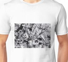 Abstract expressionism pattern 3 Unisex T-Shirt