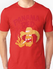 Panama Red Unisex T-Shirt