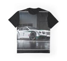 BENTLEY CONTINENTAL GT Graphic T-Shirt