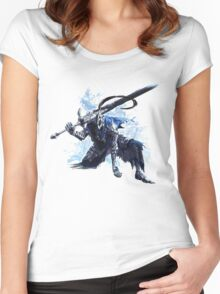 Artorias out of the abyss! Women's Fitted Scoop T-Shirt