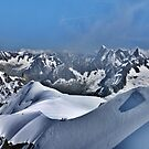 Mont Blanc. by Lilian Marshall