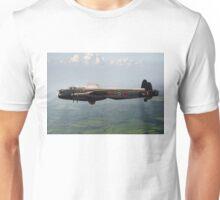 Dambusters Lancaster AJ-G carrying Upkeep Unisex T-Shirt