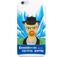 Heisenhooves - The Crystal Empire iPhone Case/Skin