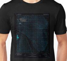 USGS TOPO Map California CA Bristol Lake NW 288613 1954 24000 geo Inverted Unisex T-Shirt