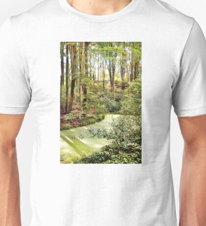 Where Fairies Go For A Walk Unisex T-Shirt