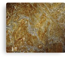 Marble Texture 8 Canvas Print