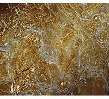 Marble Texture 8 Photographic Print