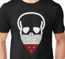 Poland Skull Gangster Unisex T-Shirt