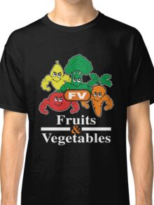Fruits and Vegetables T-Shirts Renato Laranja Classic T-Shirt