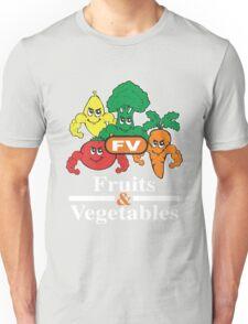 Fruits and Vegetables T-Shirts Renato Laranja Unisex T-Shirt