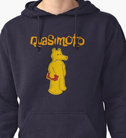Quasimoto Pullover Hoodie