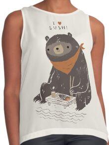sushi bear Top duo
