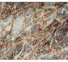 Marble Texture 11 Photographic Print