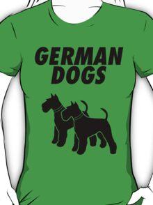 German Dogs T-Shirt