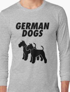 German Dogs Long Sleeve T-Shirt