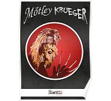MÖTLEY KRUEGER (POSTER) Poster