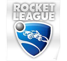 Rocket league sweatshirt (fan-art) Poster