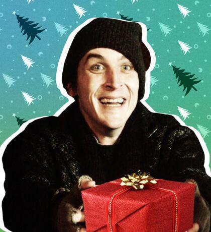 Oswald Cobblepot- Holiday Theme Sticker