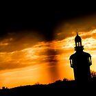 Alternate Carillon Sunset by Mike Garner