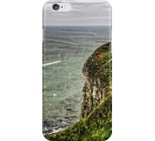 Birds at Bempton Nature Reserve iPhone Case/Skin