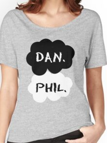 Dan & Phil - TFIOS Women's Relaxed Fit T-Shirt