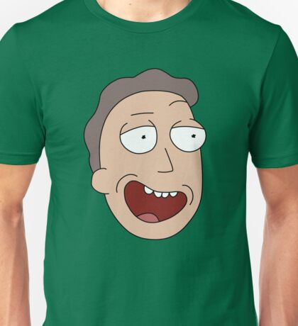 Rick and Morty – Jerry Fan Unisex T-Shirt