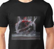 WDVH - 0014 - Skew Red Unisex T-Shirt