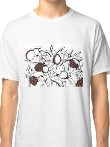 Cocos and tea leaves Classic T-Shirt