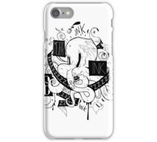 Octopus Ink iPhone Case/Skin