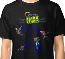Contra Hard Corps (Genesis Character Lineup) Classic T-Shirt
