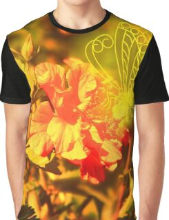 shining butterfly Graphic T-Shirt