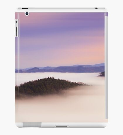 Natural mystic iPad Case/Skin